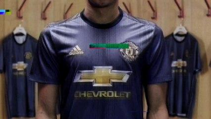 Maillot THIRD Manchester United Victor Lindelöf