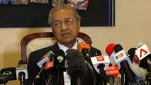 Dr M: Party hoppers from will not be accepted into Pakatan