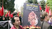 İran'da İsrail karşıtı gösteri - TAHRAN