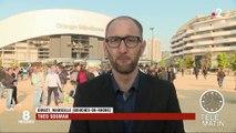 Foot : les supporters de l'OM sur le départ pour la finale de la Ligue Europa