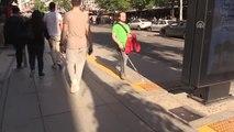 """Engelli Yürüyüş Bantları Engeller ile Son Bulmasın"""""""