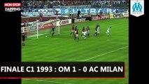 OM - Atlético Madrid : Retour sur les quatre finales européennes de l'OM (Vidéo)