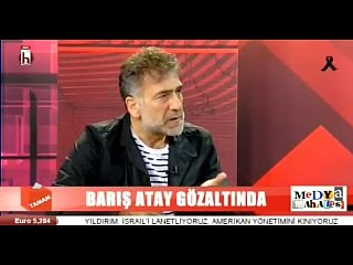 Barış Atay gözaltında... Mustafa Hoş: Bu bir suç ortaklığıdır