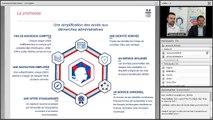 Webinaire DCANT #1 – Facilitez les échanges collectivités/administrés avec FranceConnect Particulier