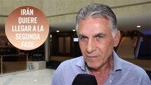 WC 2018: El objetivo del seleccionador de Irán, Carlos Queiroz, es pasar a la segunda fase