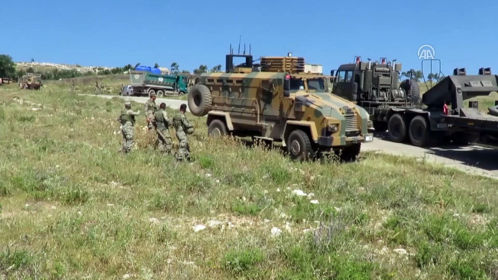 TSK İdlib'de son ateşkes gözlem noktasını kurdu