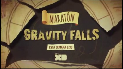 "PROMO 3 ""MARATÓN GRAVITY FALLS"" (MAYO 2018) EN DISNEY XD"