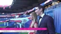 Iris Mittenaere et Kev Adams amoureux au Gala de la Fondation PSG (vidéo)
