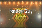 Adele Hometown Glory Karaoke Version