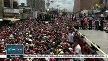 Actos de campaña del pdte. Nicolás Maduro son actos de resistencia
