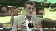 El Salvador: realizan conversatorio sobre 70 aniversario de la Nakba