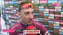 Viviani «Les deux prochaines étapes vont être très importantes» - Cyclisme - Giro