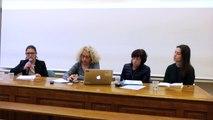 Table ronde Circulation et savoirs - Pourquoi votre recherche sur les femmes et la science?