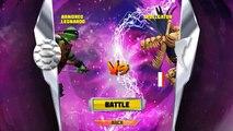 ALL Dark Armored Turtles, SUPER SHREDDER. Teenage Mutant Ninja Turtles gameplay with animation 378