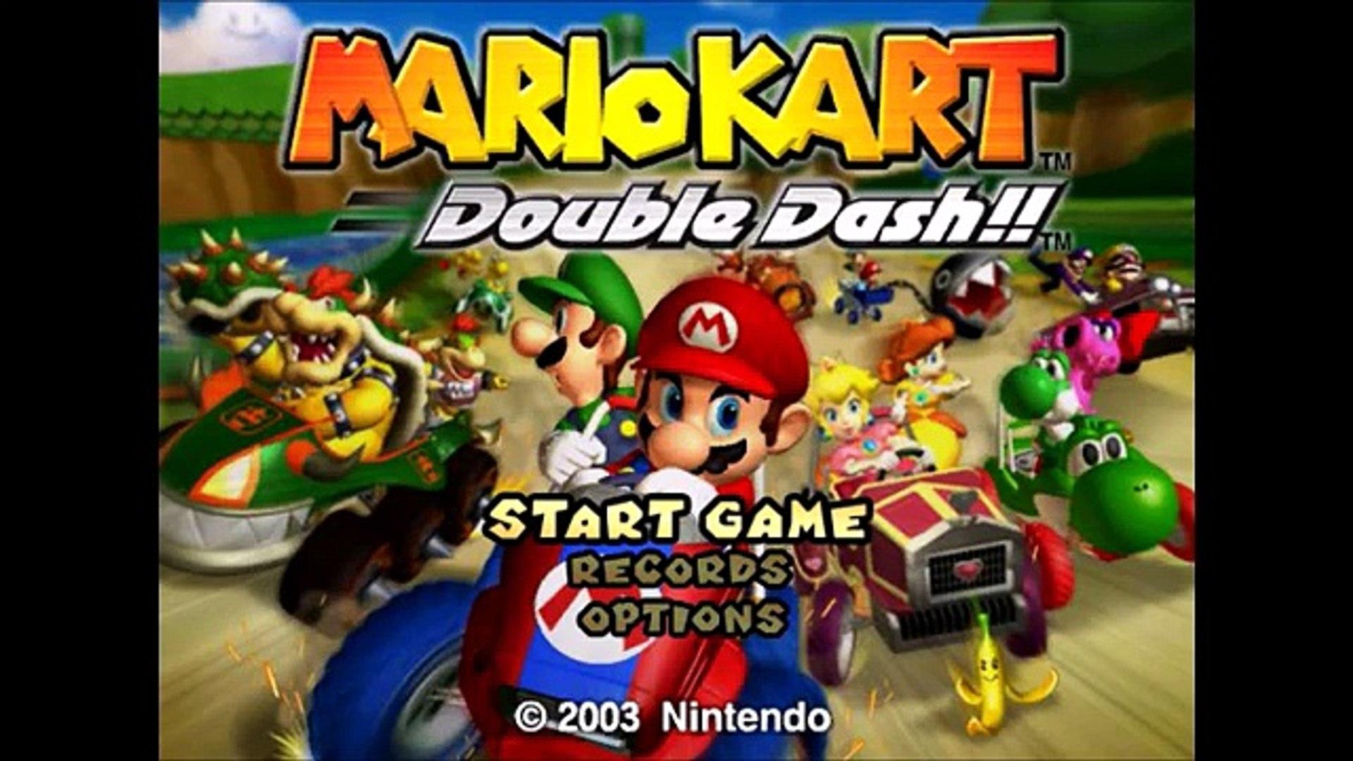 Mario Kart Double Dash Baby Boom White Warg Video Dailymotion