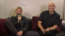 Foo Fighters' Taylor Hawkins and Pat Smear Share Favorite Song On Concrete and Gold
