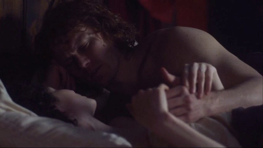 Outlander -3x06- Healing By Means Of A Knife -Deleted Scenes- [Sub Ita]