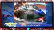 Robert  Saches  comenta  las asociaciones de DJ están abusando con los nuevos artistas-Telemicro-Video