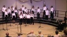"""NCCS Jr. High Choir """"Agnus Dei"""" - May 14, 2018"""