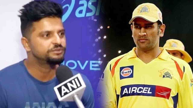 IPL 2018: MS Dhoni Reason behind Chennai Super Kings Number two Position in IPL 11 says Suresh Raina