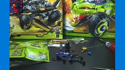 Lego Ninjago Bytar 9556 Booster Pack Opening & Review