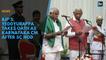 BJP's Yeddyurappa takes oath as Karnataka CM after SC nod