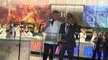 Gordon Ramsay Hells Kitchen Restaurant at Caesars Palace Makes Fiery Debut
