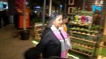 Newly-weds Neha Dhupia-Angad Bedi, Himesh-Sonia Kapoor spotted at Mumbai airport