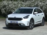 Essai Kia Niro hybride rechargeable Premium 2018