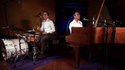musique live : duo 7 (piano / batterie)
