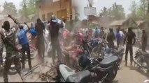 पश्चिम बंगाल पंचायत चुनाव: मतगणना के दौरान भिड़े भाजपा और टीएमसी कार्यकर्ता, लाठीचार्ज