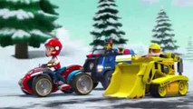 PAW Patrol S02E08 - Pups and the Big Freeze - Pups Save a Basketball Game