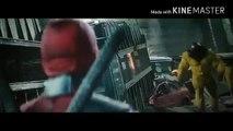 Deadpool 2 - Deadpool and Juggernaut Fight Scene