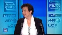 """Blocages dans des universités : pour Frédérique Vidal, La France insoumise a une """"attitude qui frôle l'antidémocratique"""""""