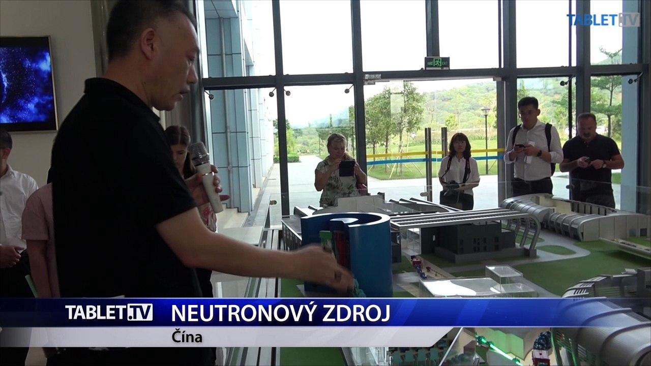 CSNS je čínskou obdobou európskeho CERN-u