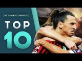 TOP 10 Craziest Fights Between Teammates! | Ibrahimovic & Onyewu, Robben & Ribery, Bowyer & Dyer!