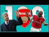 100 REASONS TO HATE... ARSENAL!!! | Ft. ARSENAL FAN TV, ALEXIS SANCHEZ, WENGER!!
