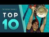 TOP 10 GREATEST Champions League Moments   Messi, La Decima & Istanbul!