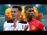 Marcus Rashford vs Dele Alli ,  Game of Two Halves ,  Feat  Dele Alli & Marcus Rashford