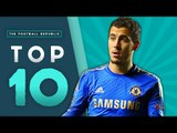 Top 10 WORST EVER TITLE DEFENCES! | Chelsea, AC Milan, France