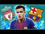 Philippe Coutinho To Replace Neymar At Barcelona?! | TRANSFER TINDER with Football Whispers