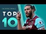 Top 10 Football HATING Footballers! | Feat. Carlos Tevez, Andy Carroll, David Bentley!