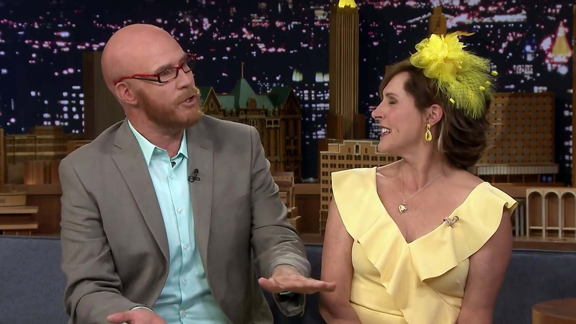 Cord Tish Will Ferrell Molly Shannon Preview The Royal