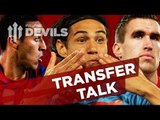 Manchester United Transfer News: Rooney, Alcantara, Ronaldo | TRANSFER TALK EP1