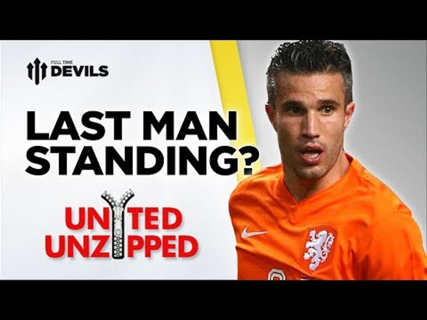 Last Man Standing? | United Unzipped: World Cup 2014 | Manchester United News