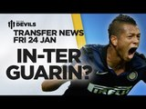 Mata In + Moyes In-ter Guarin? | Manchester United Transfer News | DEVILS