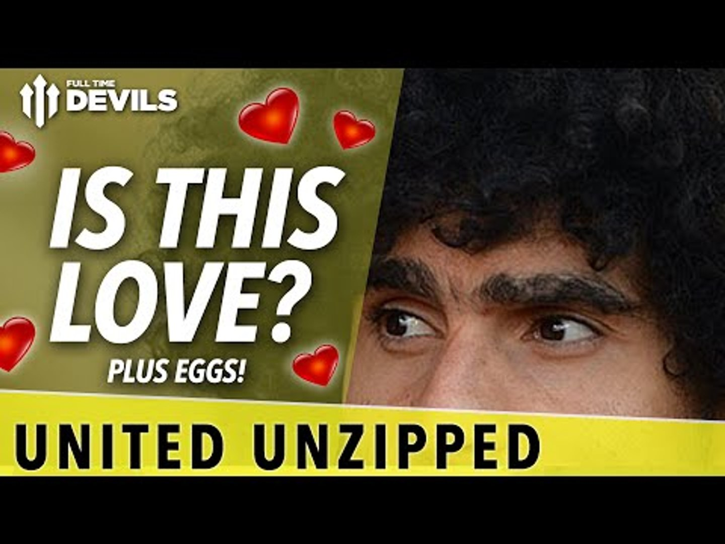 Is This Love? | United Unzipped | Manchester United