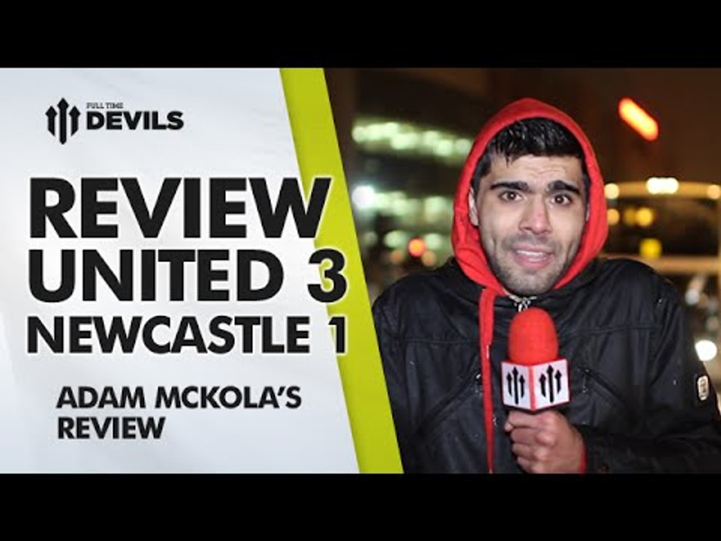 Quality Quartet | Manchester United 3 Newcastle United 1 | REVIEW