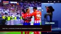 Antoine Griezmann célèbre ses buts avec une danse du jeu vidéo Fortnite (Vidéo)