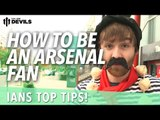 How To Be An Arsenal Fan | Arsenal Vs Manchester United